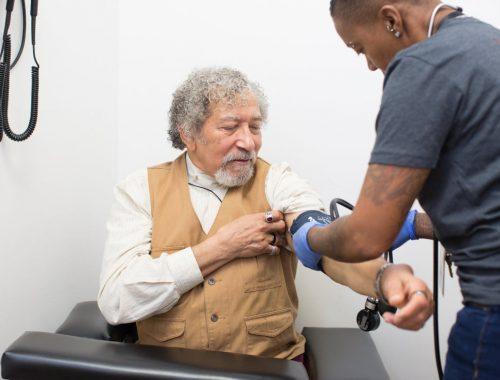 medical care at SFAF