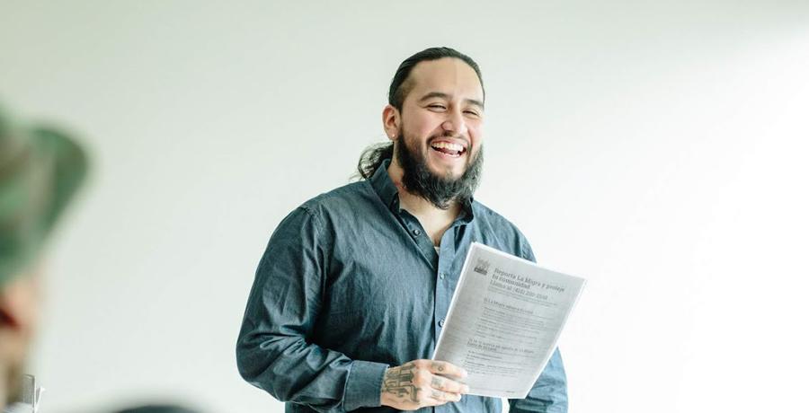 Eduardo - Latino Programs