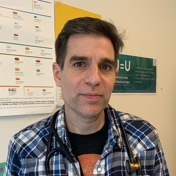 Jonathan Van Nuys, RN, MS, NP