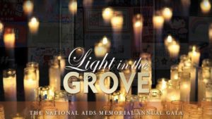 Volunteer: World AIDS Day – Light in the Grove