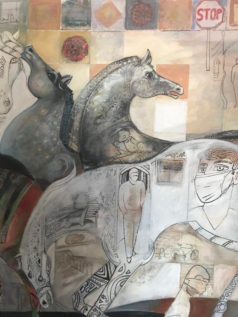 Mokhtar Paki's art