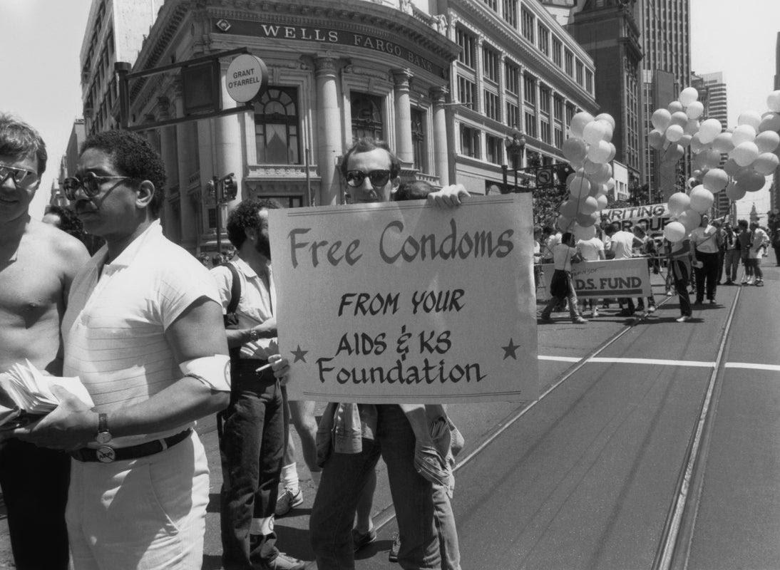 SFAF history photo