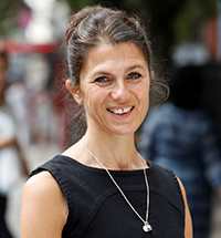 Sarah Fidler, MBBS, PhD, FRCP (Photo: Imperial College London)