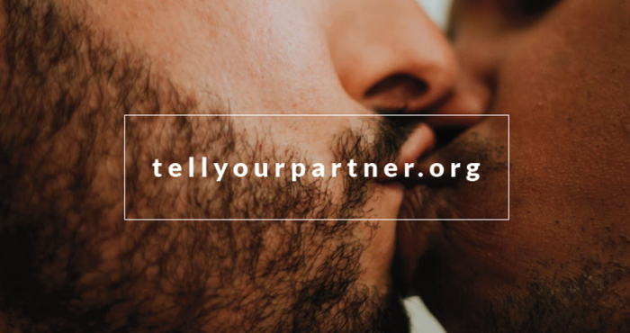 Tell your partners