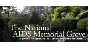 "Cancelled: Volunteer with Bridgemen: ""On Your Knees!"" at National AIDS Memorial Grove"