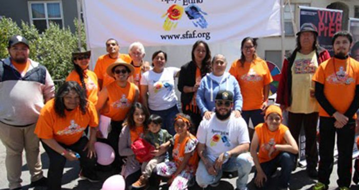 Latino Programs participants