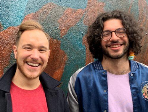 Marc Silva and Alex Locust