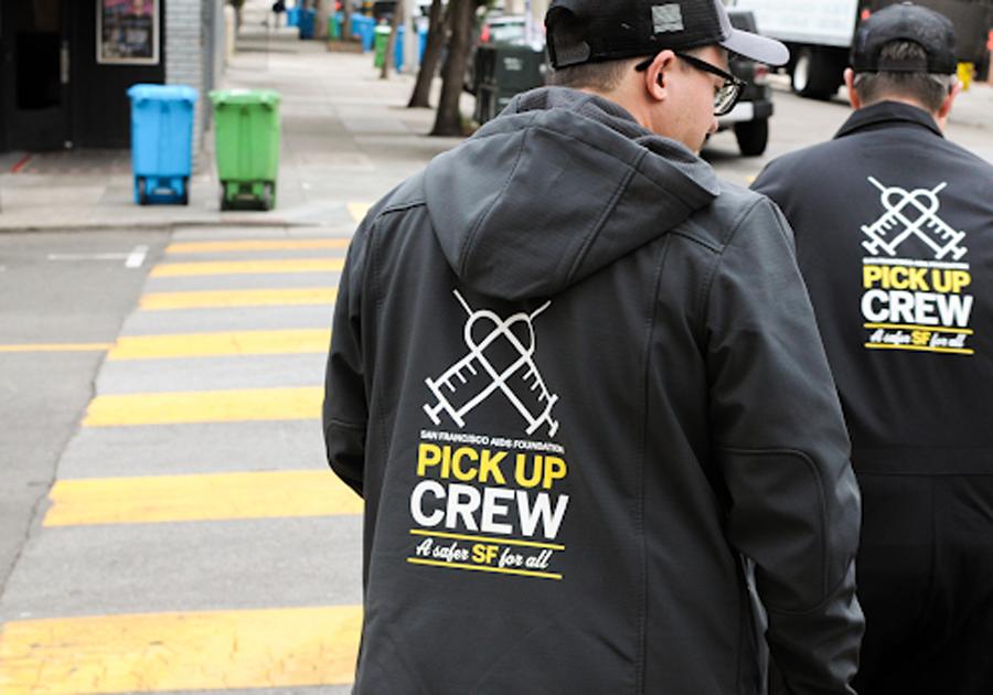 Pick up crew