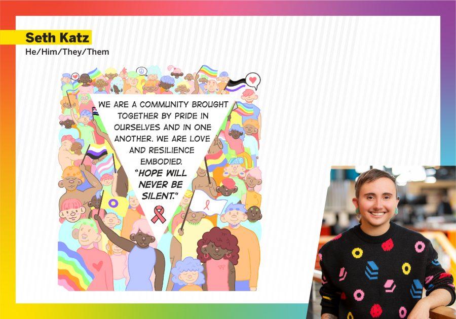 Seth Katz Pride design