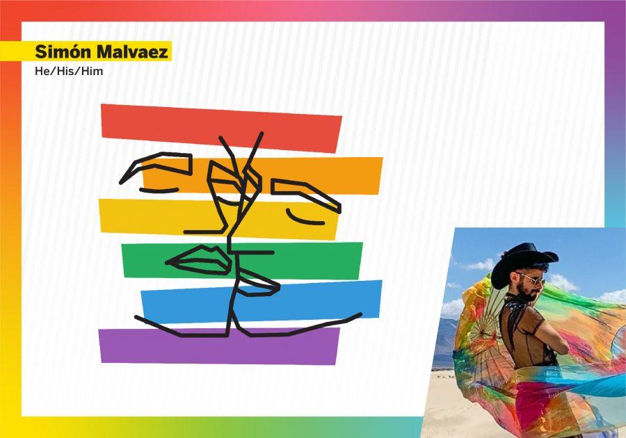 Simón Malvaez Pride design