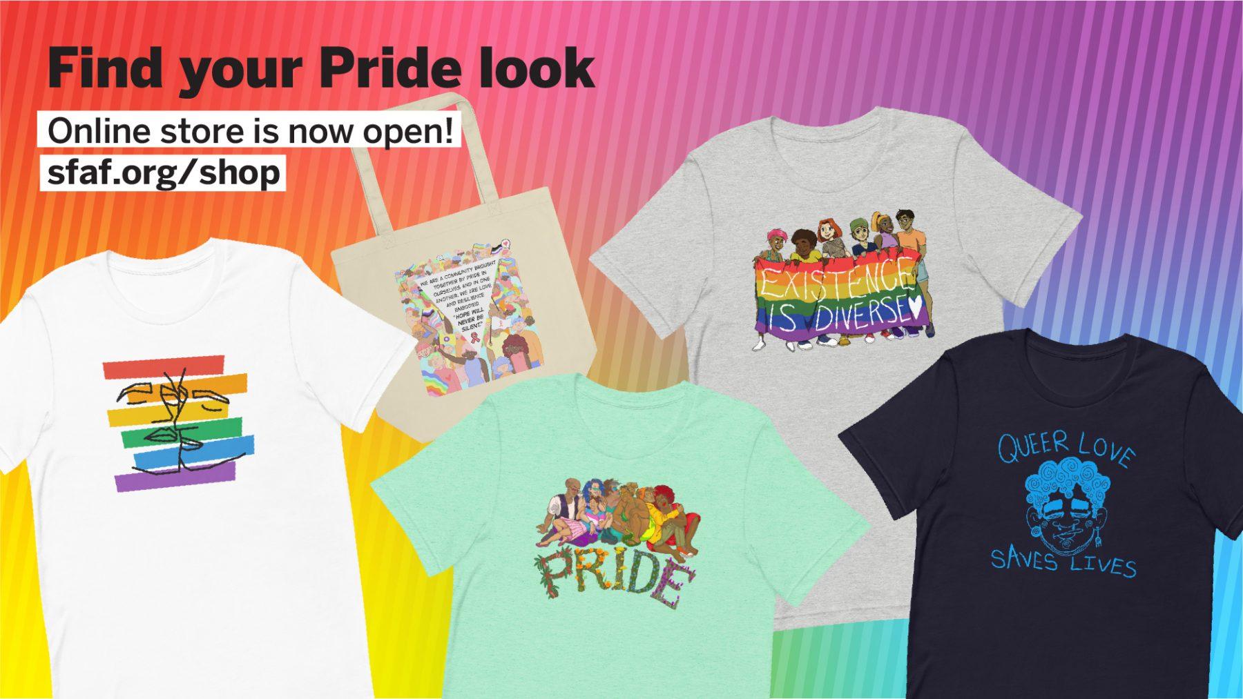 Pride store