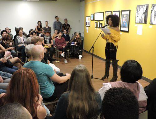 Trans Voices event